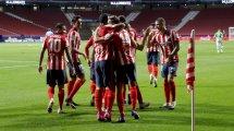 Atlético nach Bayern-Klatsche wieder in der Spur