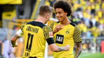 BVB: Dreikampf um Witsel?
