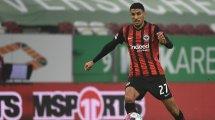 """Eintracht: Barkok """"offen"""" – und schwärmt von Sevilla"""