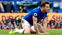 Everton: Ancelotti hofft auf Baines-Verlängerung