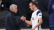 Tottenham: Bale fällt vorerst aus