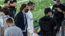 """""""Dort will er sein"""": Bale vor Tottenham-Rückkehr?"""