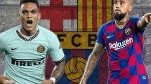 Tauschdeals: Barça stellt sieben Mann ins Schaufenster