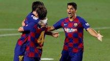 Barça: Suárez möchte bleiben