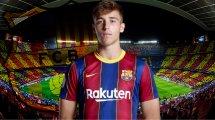 Barça: González vor Verlängerung