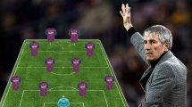 System-Revolution: Barça träumt von Sturm-Quartett
