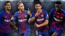 Vier Flops, zwei Volltreffer: Die zehn teuersten Barça-Transfers