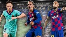 Acht Verkaufskandidaten bei Barça