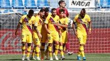 Barça: Kantersieg nach doppelter Aussprache