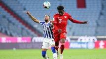 FC Bayern: Davies fällt aus