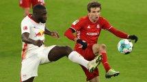 Upamecano erläutert Bayern-Wechsel