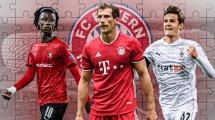 Bayerns Mittelfeld-Puzzle
