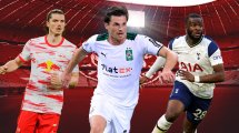 Transfer-Endspurt: Die heißesten Kandidaten beim FC Bayern