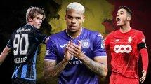 Die zehn besten Talente aus der Jupiler Pro League