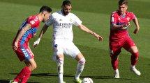 Real Madrid: Verlängerung mit Benzema?