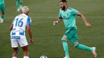 Juve: Bat Ronaldo um Benzema?