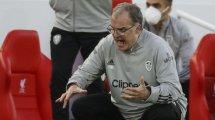 Bielsa lässt Leeds zappeln