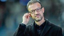 Labbadia-Deal: Bobic gratuliert der Hertha