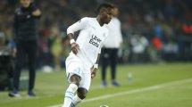 Gladbach & Wolfsburg jagen Marseilles Sarr