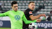 Wolfsburg: Brekalo lässt Zukunft offen