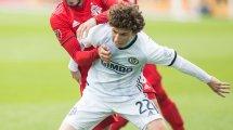 Schon Nationalspieler: US-Dribbler Aaronson im Visier der Bundesliga