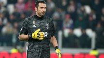 Juve-Idole Buffon & Chiellini vor Verlängerung