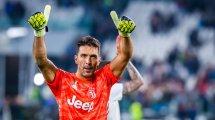 Juventus: Buffon hängt ein Jahr dran
