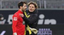 BVB ohne Bürki gegen Augsburg