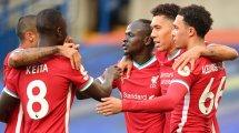 Liverpool: Mané positiv auf Corona getestet