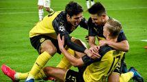 BVB - PSG 2:1   Die Noten zum Spiel