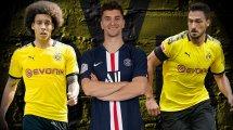 Jetzt auch Meunier: Dortmund entdeckt die Erfahrung für sich