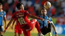 Atlético holt Caio Henrique zurück