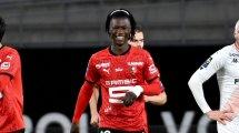Rennes-Trainer bereitet Rede für Camavinga vor