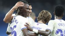Real: Camavinga lindert den Mbappé-Schmerz
