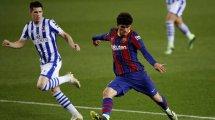 Barça verleiht Aleñá