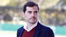 Casillas zurück zu Real Madrid