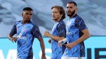 Modric: Karriereende bei Real?