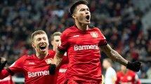 Bayer 04: Aránguiz bei Real angeboten?