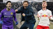 Werner nicht genug: Chelseas Dream-Team für 2020/21