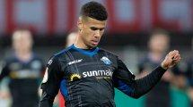 Fortuna will Paderborns Okoroji
