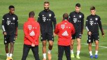 FC Bayern: Salihamidzic spricht über das Costa-Märchen, Mentalitätsmonster Roca & Zocker Sarr