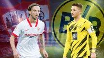 Sevilla - BVB: So könnten sie spielen