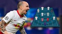 Champions League: Die FT-Topelf des 6. Spieltags