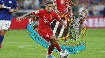 Coutinho: Newcastle-Wunschspieler unter Vorbehalt