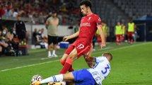 Villa bietet für Liverpool-Talent Jones