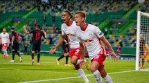 RB Leipzig - Atlético Madrid 2:1 | Die Noten zum Spiel