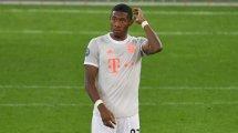 Bericht: Alaba teilt heute Bayern-Abschied mit
