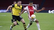 Ajax: Neres und Tagliafico auf dem Sprung?