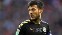 Silva verlängert bei City kurzfristig