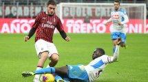 Calabria bleibt in Mailand
